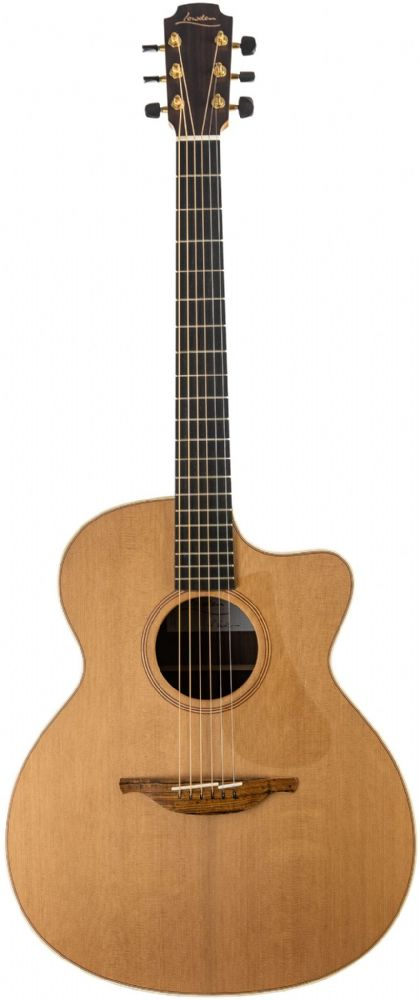 Lowden O23C Guitar with Cedar/ Walnut
